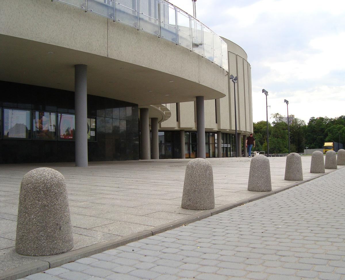 Styl Bet Realizacje Bydgoszcz Opera Nova Betonowe Ogrodzenia